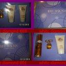 Elizabeth Taylor's WHITE DIAMONDS  4 Piece Gift Set  NIB free shipping W/BUY NOW