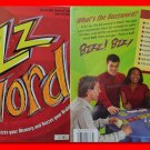 Buzz Word  Board Game  Ages  By Patch  NIB free shipping fun game NEW FREE SHIPP