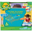 Crayola Beginnings Washable Color Me a Song NEW FREE SHIPPING W/BUY IT NOW PRICE