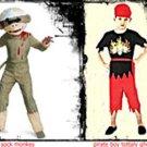 boys halloween costumes star wars@ slice pizza@ robot@evil gnome evL sock monkey