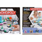 u build monopoly board game new BY HASBRO THE BEST