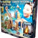PokeMon DP Battle Dimension Electronic Playset SINNOH REGION FRESHP W/ BY IT NOW