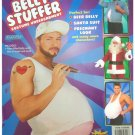 padded belly stuffer costume new includes fiberfilled belly great 4 santa suit