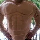 Muscle Chest Padded Shirt Bodybuilder Pad Muscle BY RUBIES CO BREVET AMERICAIN
