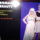 NEW Roman Beauty Goddess Queen Costume One Size Women