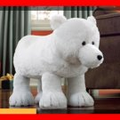 Polar Bear Foot Rest great for everyone must see to cute new