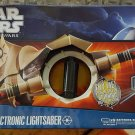 Star Wars Clone Wars Grievous Spinning Lightsaber NEW