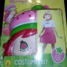 Strawberry Shortcake Toddler Child Halloween Costume RUBIES & American Greetings