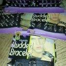 Skull Studded Spiked Choker&bracelet Goth Biker Punk Adjustabl Costum Jewlry 2PC