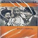 Musical Hallmark Greeting Cards  3 Stooges NEW MUSICAL CARD