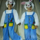 Bashful PLUSH bunny small1-2 toddler COSTUME NEW SOO CUTE LOV THIS   BIN124 by