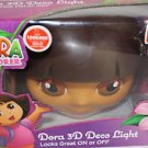 Dora The Explorer 3D Deco Light Brand New Night Light 3D Light Fx