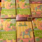 NW BABY SHOWER GAMES BOOK Party 10 Fun Games for 12 People SO FUN CONGRATULATION