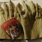 Licensed Harry Potter Adult Dementor Hands Adult Std Size by Rubies Warrner Bro.