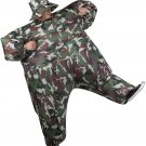 Adult Inflatable Camouflage Camosuit Army Adult Halloween Party Costume One Size