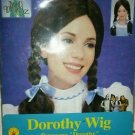 wizard of oz DOROTHY WIG NEW 50862 RUBIES LICENSES OFFICIAL PRODUCT