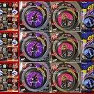 NEW 10 vintage yoyos starwars wwe & mor1999 series & 1PK 99/2000 NBA 8PC CARDS