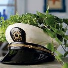 nautical planter captains hat its all GREEK TO ME plantern candy dish u name it