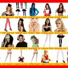WOMANS COSTUME Lady Gaga Headscarf Adult ACCESSORIE great for all year round NEW
