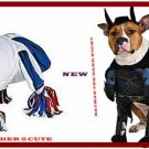 Rubies PET DOG COSTUMES CHEERLEADER OR BATMAN  DRESS UP  2 CUTE got 2 lov them