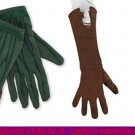 Captain America Movie - Captain America Gloves (Child) - One-Size green lantern