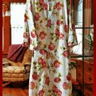 floral rose robe womans florl silk robe just for that special person mom or you
