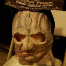 1993 Rubies Star Trek Deep Space Nine Cardasian Deluxe Latex Mask New BUT OLD