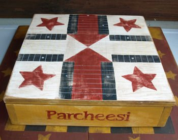 Star Parcheesi Box Set