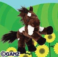 Webkinz Pinto Horse