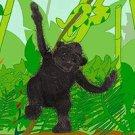 Webkinz Gorilla-Retired