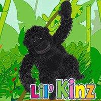 Webkinz Lil'Kinz Gorilla-Retired