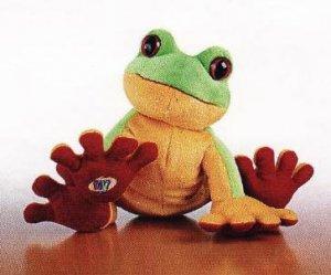 Webkinz Lil'Kinz Tree Frog