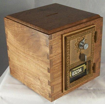 "6"" cube bank"