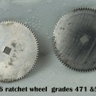 #4466 ratchet wheel, grade 471,505