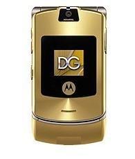 Dolce & Gabbana Motorola RAZR Phone