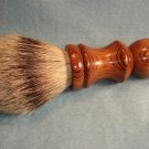 Silver Tip Badger Hair Shaving Brush - Honduran Rosewood (Large)