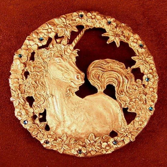 Rawcliffe Pewter Unicorn