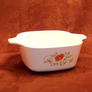 Vintage Corning Ware Wildflower Petite Pan 2.75 cup P43B
