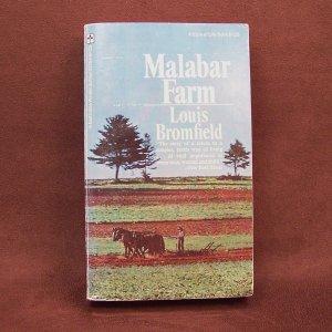 Vintage Paperback  Malabar Farm  Louis Bromfield