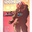 Border Worlds 1 - Kitchen Sink Comix - July 1986