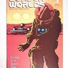 Border Worlds 1 - Kitchen Sink Comix - July 1986