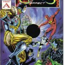 Chaos Effect Alpha - Solar  Man of the Atom - Valiant -1994