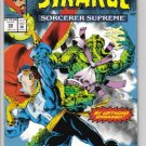Doctor Strange, Sorcerer Supreme 58 Marvel Comics Oct 1993 Urthona
