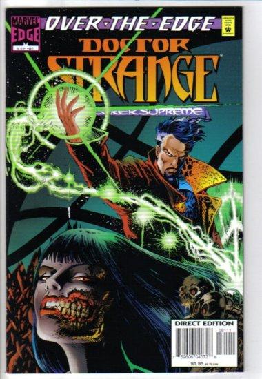 Doctor Strange, Sorcerer Supreme 81 Marvel Comics [Edge] September 1995