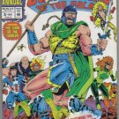 Guardians of the Galaxy Annual 3 * Sealed in bag w/ trading card Irish Wolfhound Marvel Comics 1993