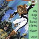 Idol 1 Epic Comics 1992 Beautiful underwater horror