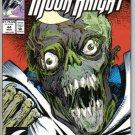 Marc Spector: Moon Knight 44 Marvel Comics November 1992 Gary Kwapisz