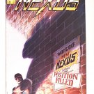 Nexus v2 58 First Comics July 1989 Baron & Rude