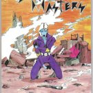 Night Masters 3 Custom Pic Comics 1986 Bruce Patnaude