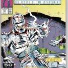 Robocop 11 Marvel Comics January 1991 The Future of Law Enforcement
